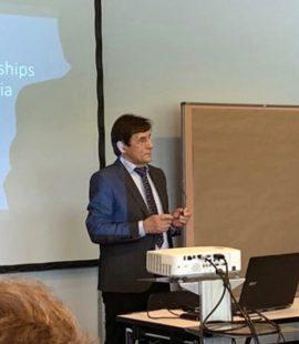 International seminar in Potsdam (Germany)